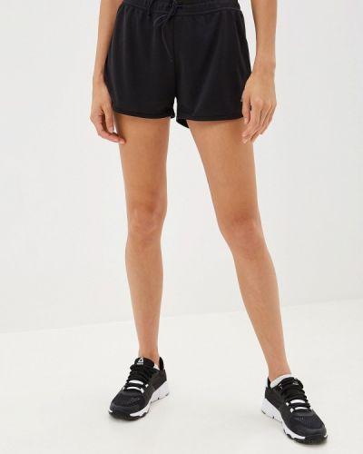 Спортивные шорты черные Reebok