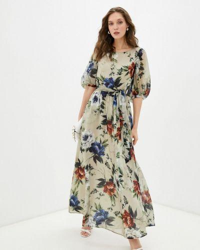 Платье - зеленое Argent