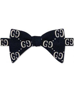 Шелковый галстук Gucci Kids