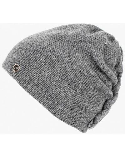 Серая шапка осенняя Fabretti