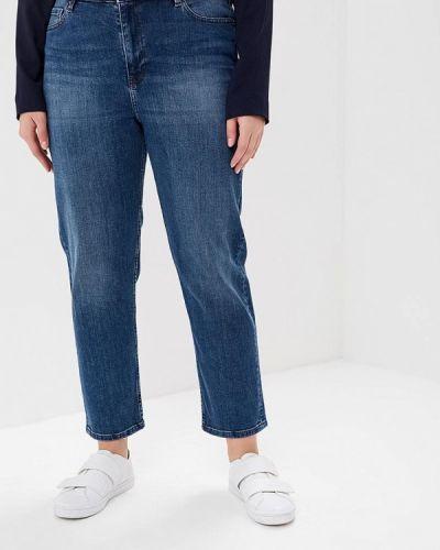 Синие джинсы бойфренды Marks & Spencer