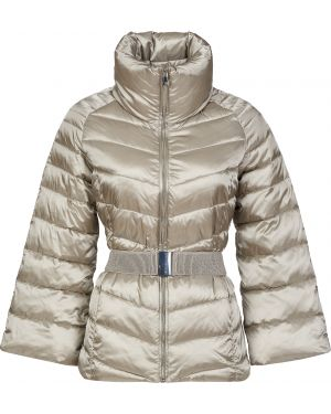 Куртка из полиэстера - бежевая Trussardi Jeans