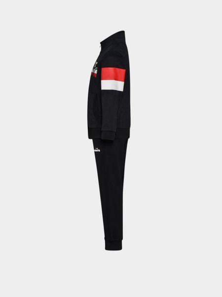 Спортивный костюм - черный Diadora