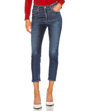 Прямые джинсы скинни на пуговицах Citizens Of Humanity