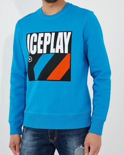 Голубая толстовка Ice Play