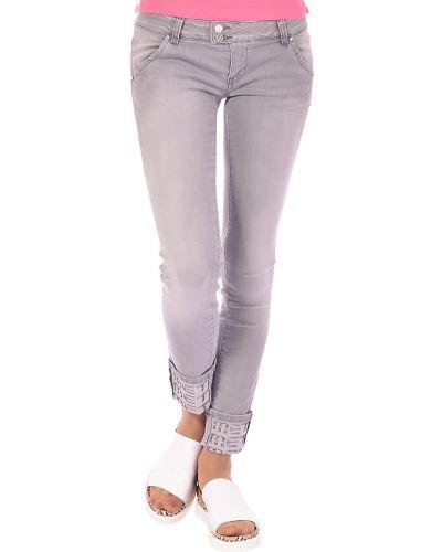 Серые джинсы Met
