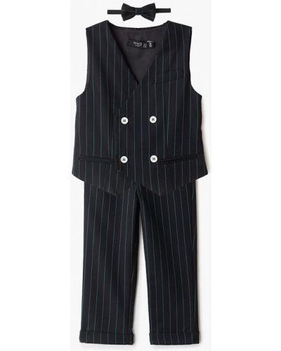 Пиджак черный костюмный Nino Kids