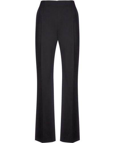 Свободные брюки со стрелками с карманами Marni