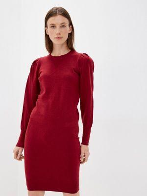 Трикотажное платье - бордовое Mexx