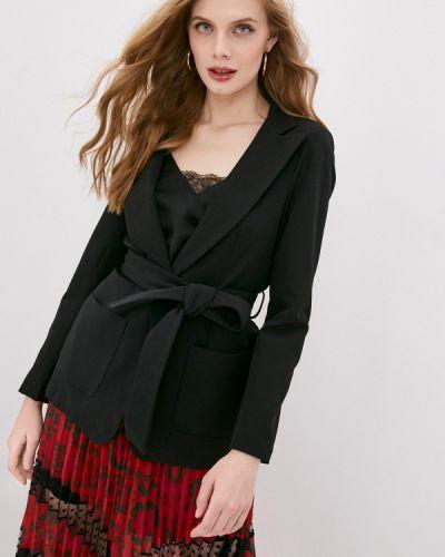 Черный пиджак Please