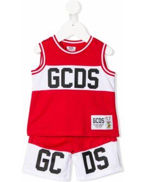 Dres z logo z nadrukiem Gcds Kids