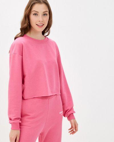 Розовая свитшот B.style