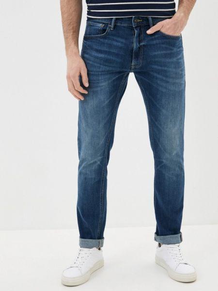 Синие джинсы с жемчугом Marks & Spencer