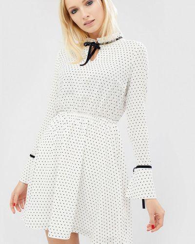 Белое платье весеннее Cardo
