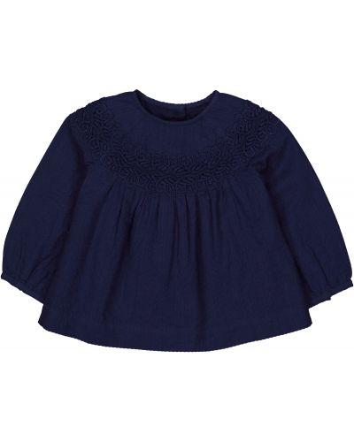 Блуза синий Mothercare