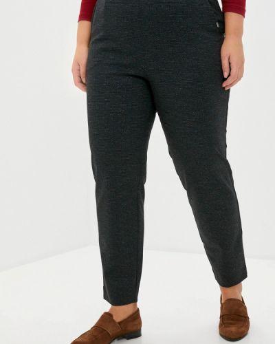 Черные зауженные брюки Intikoma