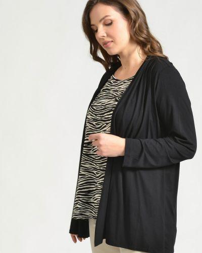 Пиджак с воротником с запахом с длинными рукавами Via Appia