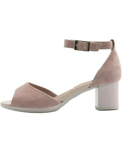Różowe sandały Pitillos