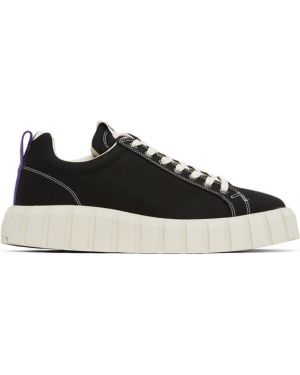 Sneakersy białe z logo Eytys
