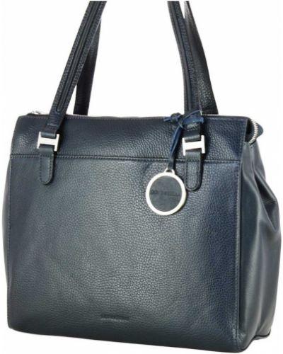 Niebieska torebka Gigi Fratelli