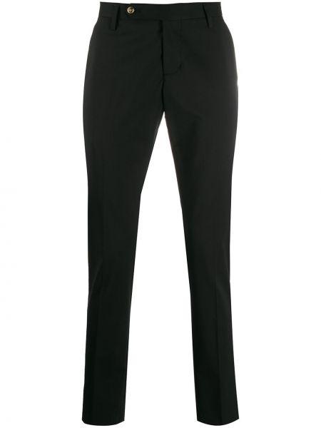 Черные брюки с поясом Entre Amis