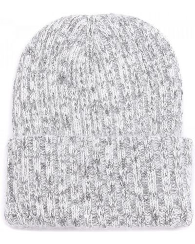 Трикотажная шапка - серебряная Carlo Visintini