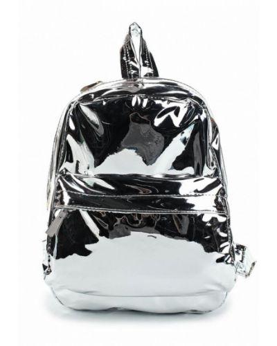 Рюкзак серебряного цвета Kawaii Factory