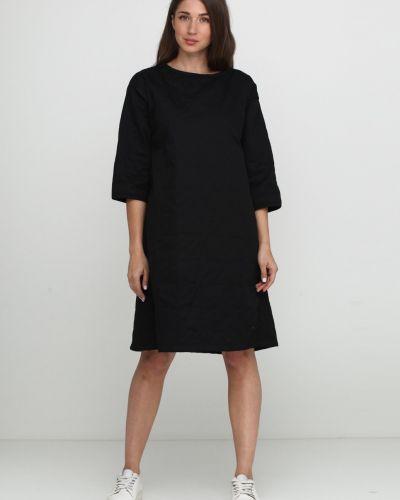 Платье оверсайз - черное Кристина Мамедова