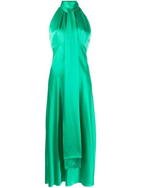 Платье с рукавами длинное Saloni