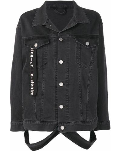 Классическая джинсовая куртка на пуговицах Artica Arbox