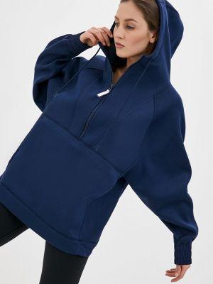Синяя толстовка Adidas By Stella Mccartney