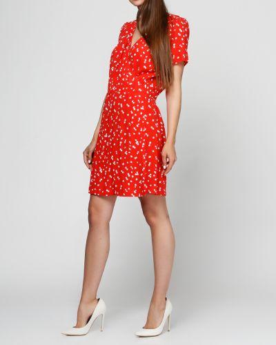 Платье - красное Brigitte Bardot