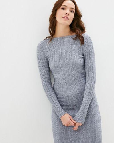 Платье - серое Fadas