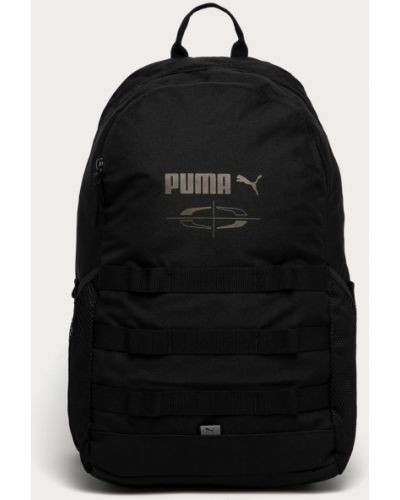 Czarny plecak na laptopa Puma