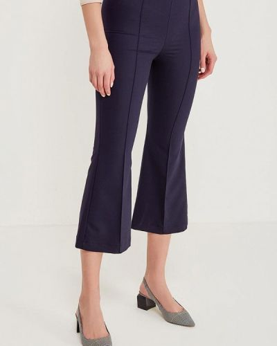 Повседневные синие брюки Massimiliano Bini