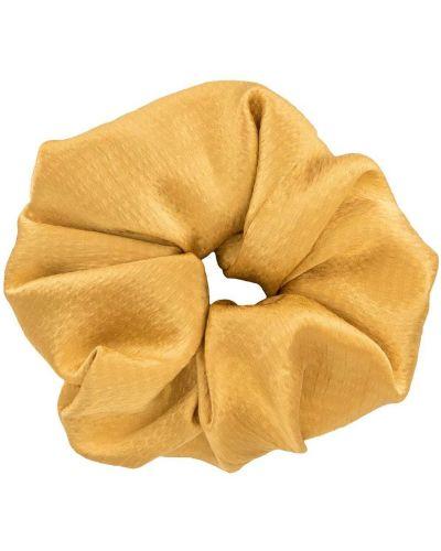 Золотистая желтая резинка для волос эластичная Jennifer Behr