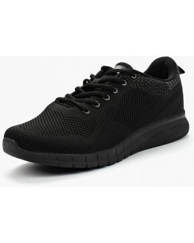 Черные кроссовки Strobbs