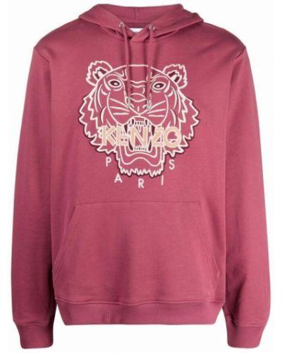 Bluza dresowa - różowa Kenzo