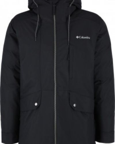Утепленная куртка - черная Columbia