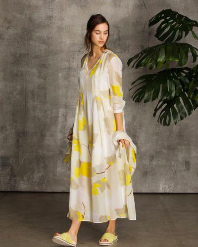 Желтое платье At.p.co