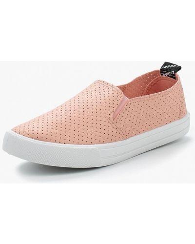 Розовые слипоны Crosby