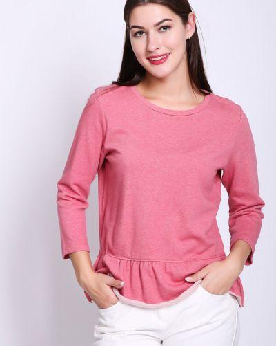 Розовый пуловер Tom Tailor