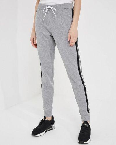 Серые спортивные брюки Bikkembergs