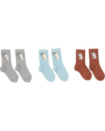 Теплые носки Mini Rodini