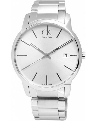 Zegarek do pływania srebrny - szary Calvin Klein