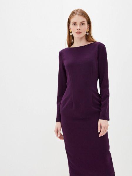 Фиолетовое платье Royal Elegance