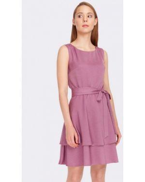 Фиолетовое вечернее платье Cat Orange