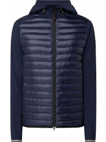 Niebieska kurtka pikowana Bogner Fire + Ice