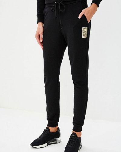 Черные спортивные брюки Armani Exchange
