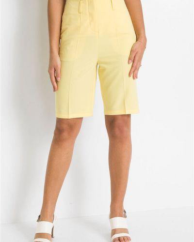 Бермуды - желтые Bonprix